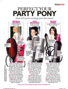 Perfect Your Party Pony