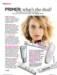 Primer What's The Deal