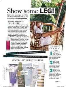 Show Some Leg