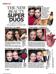 The New Beauty Super Duos
