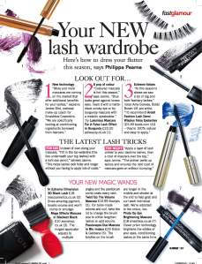Your New Lash Wardrobe